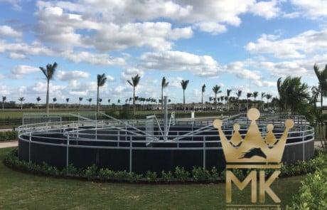 Round fence MK