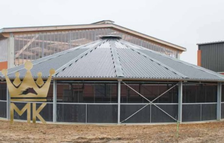 スカイウォーカー–Closed Roof(全閉式の屋根)