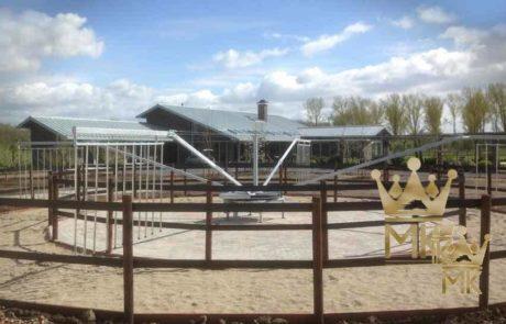 MK Beoband Fence