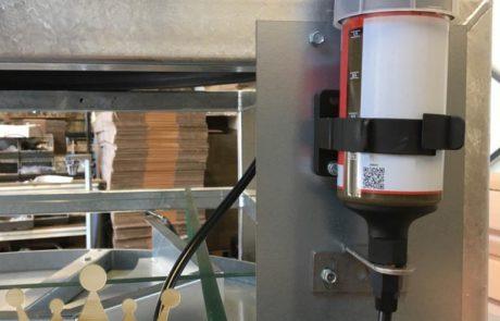 Sistema di lubrificazione auomatico