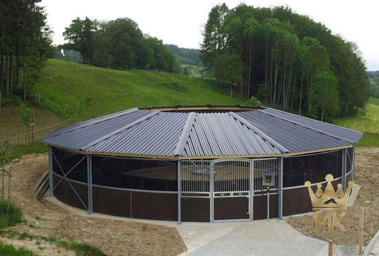 Track Roof(馬道部分の屋根)Full Option