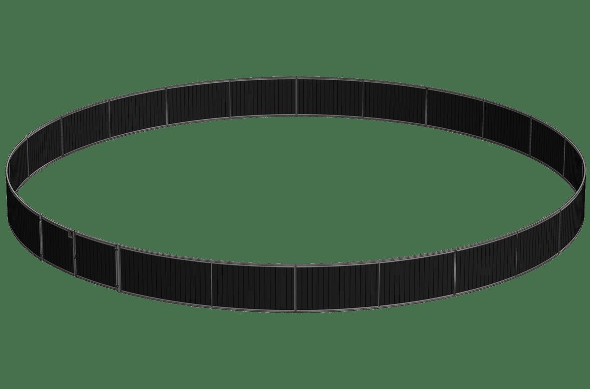 調馬策場–Round フェンス