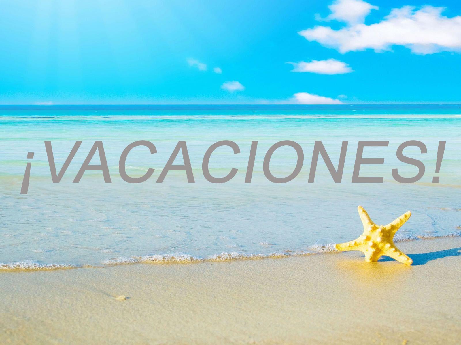 summer - spanish