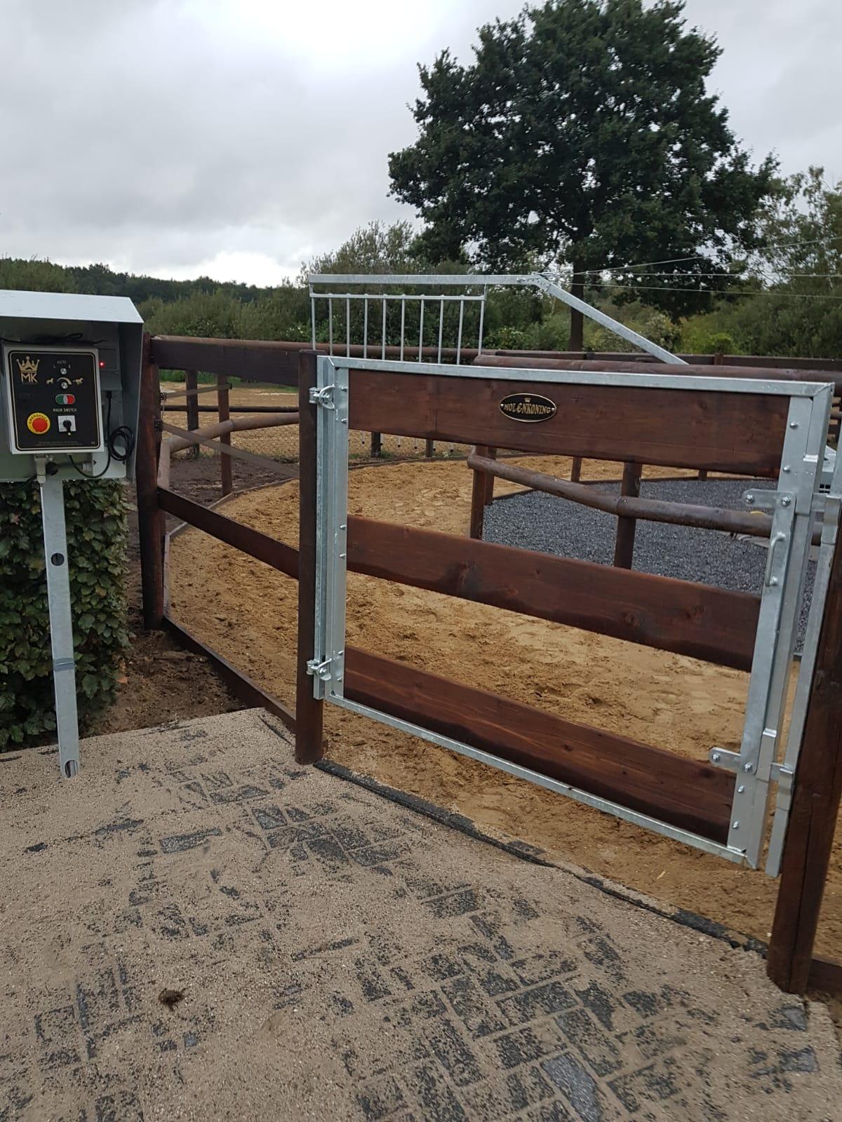 Mk Sweden fence